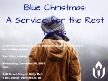 Blue Christmas dec 16