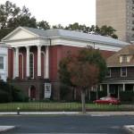Chapel from street